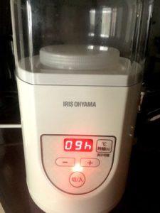 ヨーグルトメーカーで。米麹のみの甘酒