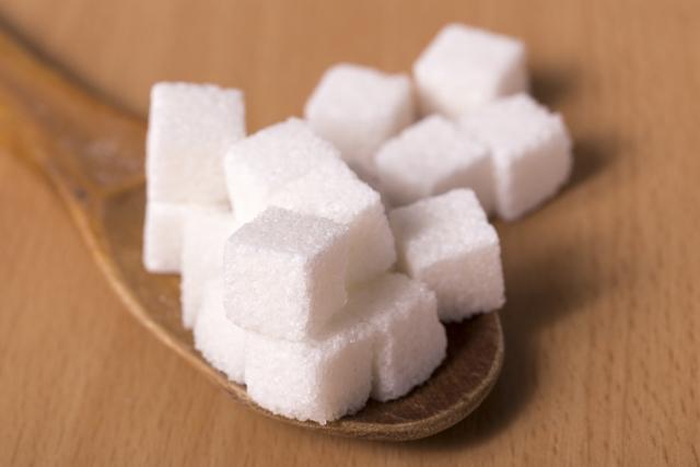 炭水化物(角砂糖)